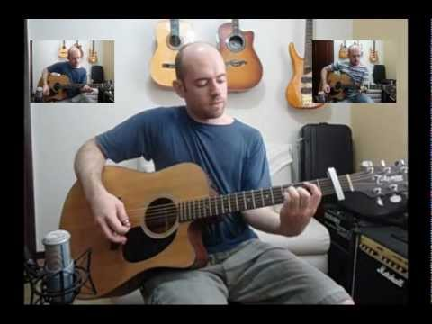 Rolling in the deep (Adele) – Acoustic Guitar solo Cover (Violão Fingerstyle)