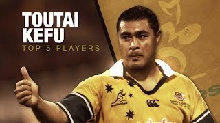 Former Wallaby number eight and current Tonga head coach Toutai Kefu gives World Rugby the run-down on the opponents he's ...
