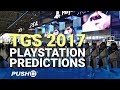 Sony TGS 2017 Press Conference: 12 PS4 Predictions