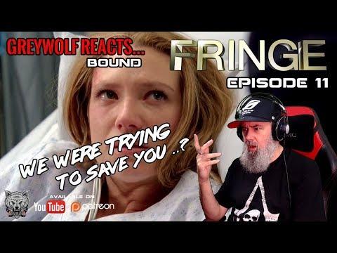 "Fringe - Season 1 Episode 1x11 ""Bound"" REACTION & REVIEW"