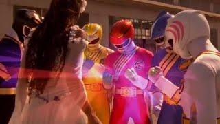 Power Ranger Fuerza Salvaje  El alma de la humanidad  Animus regresa los zords a los rangers