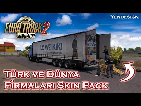 Real Brands Trailer Skin Pack 1.36