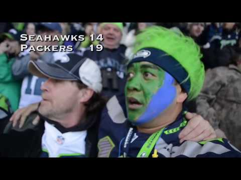 Miracle at the Clink: NFC Championship-Seahawks vs Packers, Norb-Cam view
