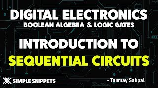 Sequential Circuits in Digital Electronics | Introduction & Types