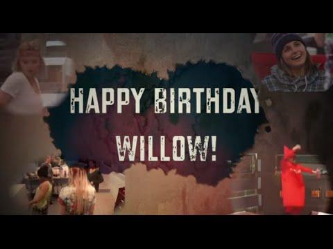 Happy Birthday Willow! - Willow MacDonald