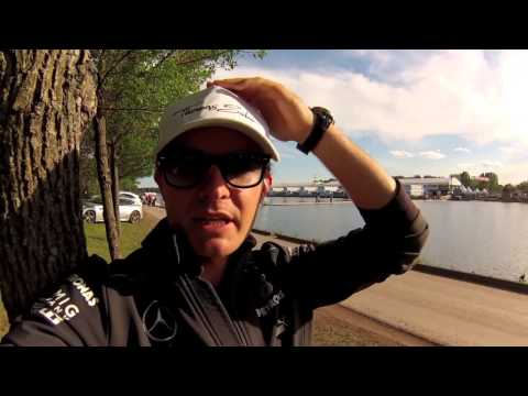 Nico Rosberg Talks All About The Canadian Grand Prix