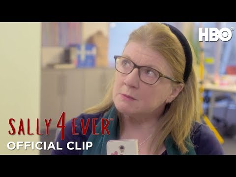 'Are You OK?' Ep. 3 Official Clip | Sally4Ever | HBO