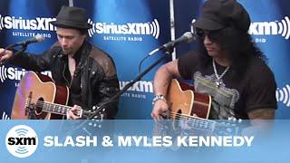 "Video Slash & Myles Kennedy ""Sweet Child O' Mine"" (ACOUSTIC) // SiriusXM // Octane MP3, 3GP, MP4, WEBM, AVI, FLV Juli 2018"