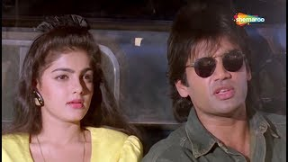 90's COMEDY | Suneil Shetty | Akshay Kumar | Mamta Kulkarni | Anupam Kher | Waqt Humara Hai