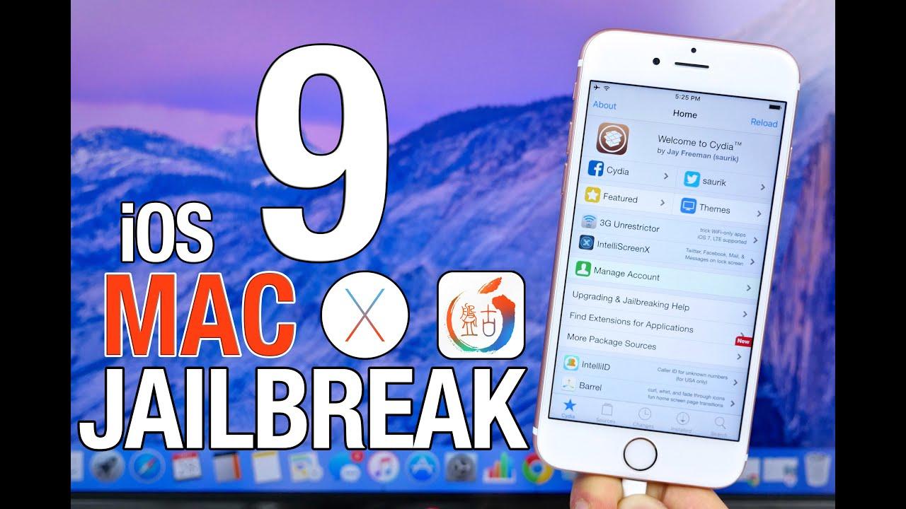 How To Jailbreak iOS 9 Mac Version! Pangu 9.0.2, 9.0.1, 9.0 on iPhone, iPad & iPod
