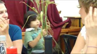 Amiad Israel  City new picture : Pesach Dinner at Amiad in Israel 3.mp4