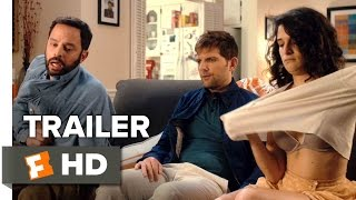 My Blind Brother Official Trailer 1 2016  Adam Scott Movie