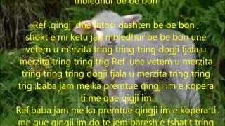 Kenge Per Femije-Qingji Vogel Me Tekst Ne Shqip