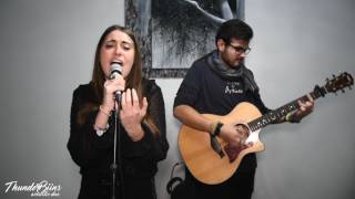 Video ThunderBiins - Se Telefonando (Mina Acoustic Cover) download in MP3, 3GP, MP4, WEBM, AVI, FLV Mei 2017