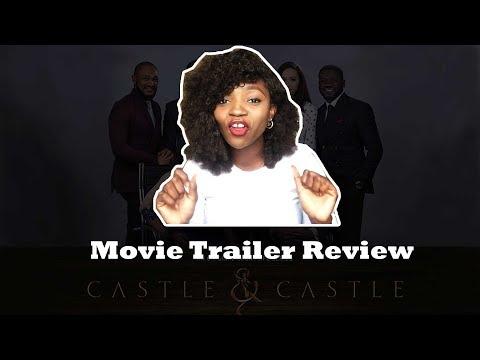 CASTLE & CASTLE OFFICIAL MOVIE TRAILER REACTION!