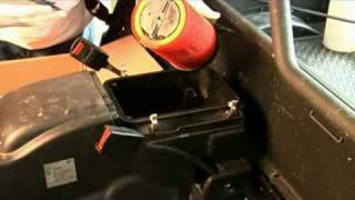 4. Part 1 - Oil in the 2008 Kawasaki Teryx Air Box