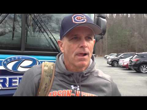 Carson-Newman Baseball: Tom Griffin Interview Post North Georgia 02-06-16