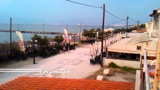 Agia Triada beach, Thermaikos Riviera