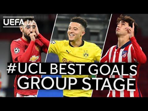 FERNANDES, SANCHO, FÉLIX: #UCL Best Goals, Group Stage