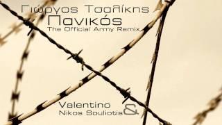 Giorgos Tsalikis - Πανικός videoklipp