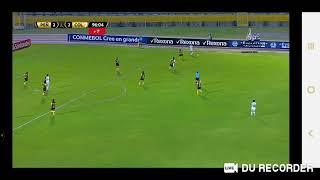 Peñarol vs Colo Colo