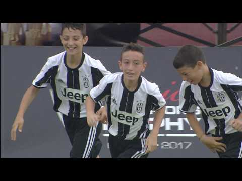 Manchester United - Juventus 1-4 - highlights & Goals - (Group 9°-12°)