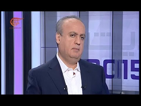 """وهاب ضمن برنامج """"حديث 2015"""" 21/9/2015"""