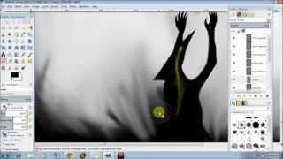 Birth of a living void Livestream recording x16 speed