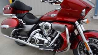 1. 2014 Kawasaki Vulcan 1700 Voyager ABS Overview and Review $19,399