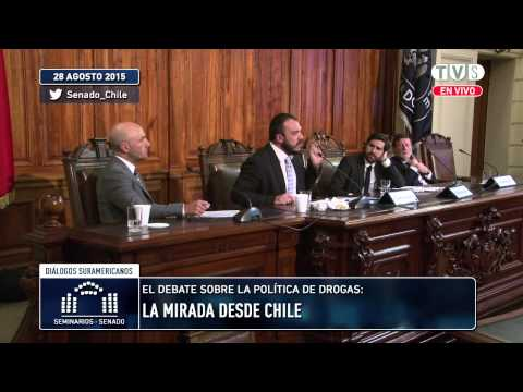 Política de Drogas en Chile: Evidencia, tendencias y regulación