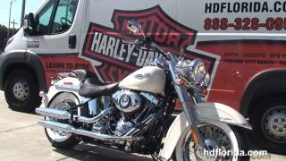 8. 2014 Harley Davidson Softail Deluxe   -  New Motorcycles for sale