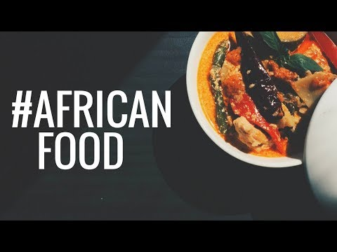 #AfricanFood Panel Discussion at Facebook HQ