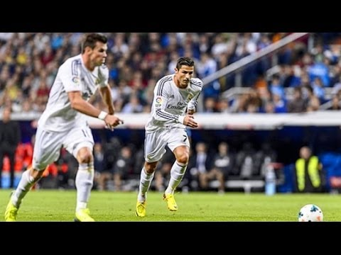 Gareth Bale vs Cristiano Ronaldo | The Rave Masters HD [Part 2]