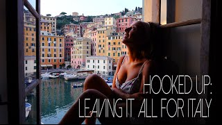 Camogli Italy  city images : Leaving it all for Italy – HOOKED UP with Kylie Flavell – Episode 4