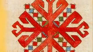 Art of embroidery of the Chuvash is very much akin to that of Bulgarians. Its symbols find themselves also in Middle Eastern, Chinese ornaments. Embroidery in ...