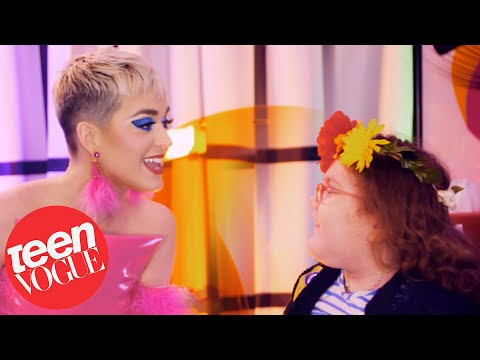 Katy Perry's Biggest Fan Will Melt Your Heart   Teen Vogue