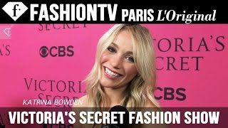 Victoria's Secret Fashion Show 2013 2014 Pink Carpet ft Taylor Swift, Ciara | FashionTV
