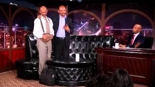 Comedian Makos and Teferi Bireke on Seifu Fantahun Show