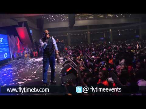 FLYTIME TV: D'BANJ AND NAETO C PERFORMING AT THE DAVIDO O.B.O CONCERT