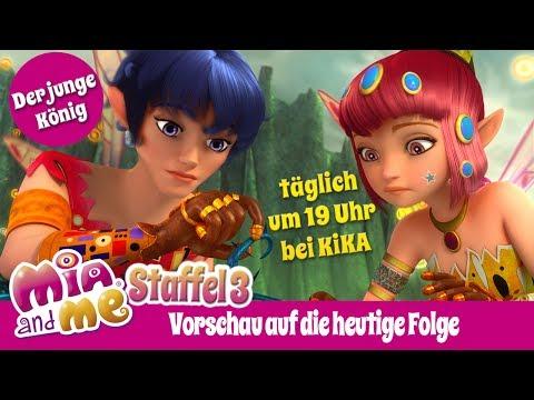 Der junge König - Mia and me Staffel 3 - Vorschau auf die heutige Folge Folge