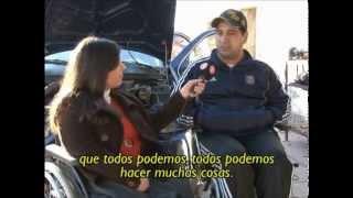 Autos adaptados discapacidad