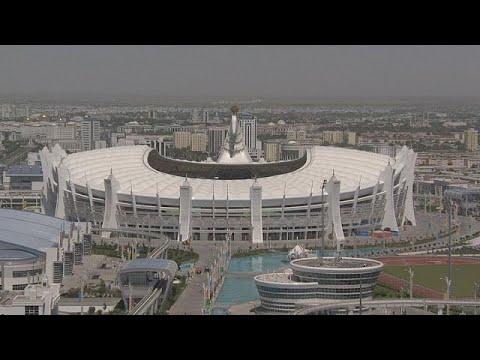 Ασγκαμπάτ: Όλα έτοιμα για τους 5ους Πανασιατικούς Αγώνες – focus