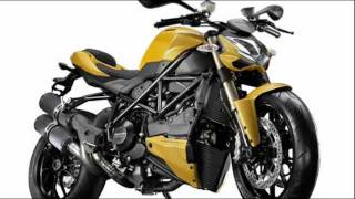 8. 2012 Ducati Streetfighter 848 cc Testastretta