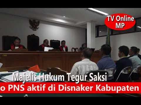 majelis hakim tegur mediator karena bersaksi tanpa surat tugas
