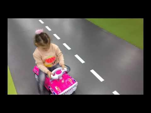 Детский транспорт игры и развлечения кидс нев видео
