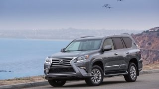 ALL NEW LEXUS GX 460 4x4 2014 Review Inside&Outside