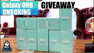 Samsung Galaxy On8 Exclusive Unboxing and Giveaway Before Launch