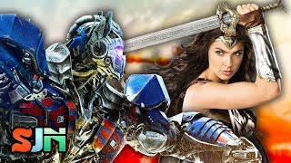 Transformers Will Need Help From Abroad by Clevver Movies