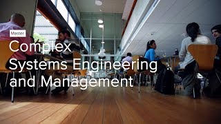 The master programme Complex Systems Engineering and Management (CoSEM) at TU Delft