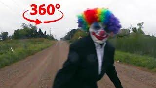 Video 360 Creepy Clown | VR Horror Experience MP3, 3GP, MP4, WEBM, AVI, FLV September 2019